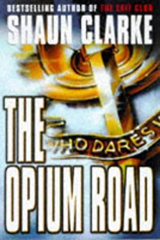 book cover of The Opium Road