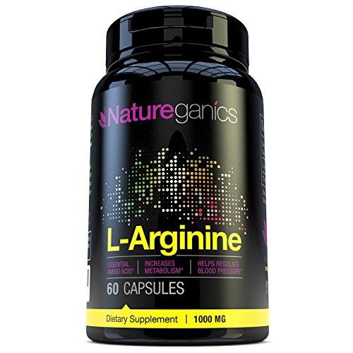 Naureganics L-Arginine