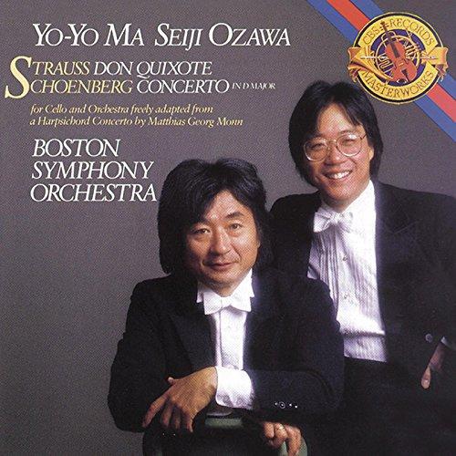 Don Quixote Op 35 & Schoenberg: Concerto in D
