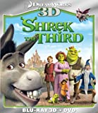 Shrek the Third (Two-Disc Blu-ray 3D/DVD Combo)