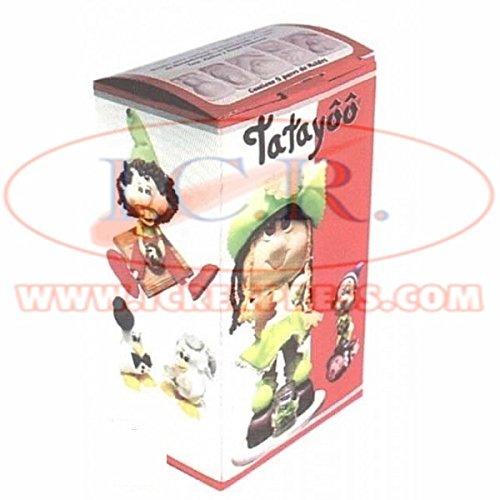 SET 5 THIKAS (MOLDES TERMOFORMADO) ELFOS TATAYOO: Amazon.es: Oficina y papelería