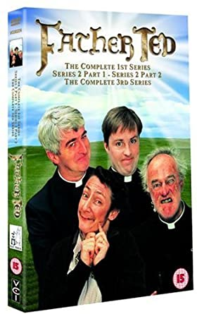 father ted box set