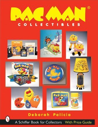 Download Pac-man Collectibles (Schiffer Book for Collectors) pdf epub