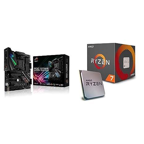 Pack Placa Base ASUS y Procesador AMD:ROG STRIX X470-F GAMING y AMD Ryzen 7 2700: Amazon.es: Informática