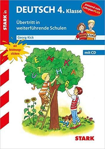 Training Grundschule - Deutsch 4. Klasse - Fit für die weiterführende Schule