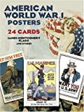img - for American World War I Posters: 24 Cards (Dover Postcards) book / textbook / text book