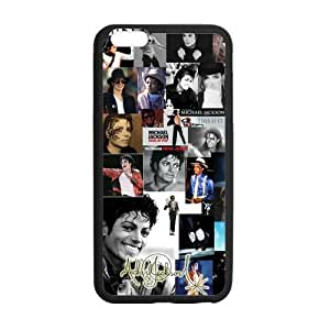 Onshop Custom Michael Jackson Collage Phone Case Laser Technology for iPhone 6 Plus