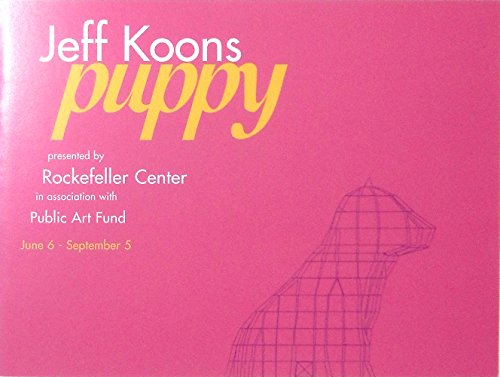 Jeff Koons: Puppy, June 6 - September 5, 2000