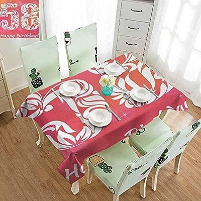 FreeKite - Mantel de Camping para 50 cumpleaños, diseño de ...