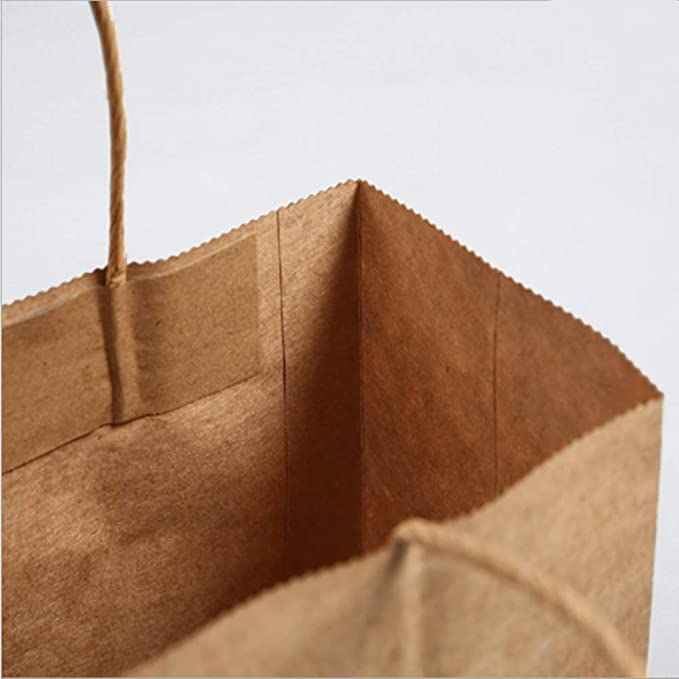 Amazon.com: ROZKITCH Bolsas de papel kraft, color marrón ...