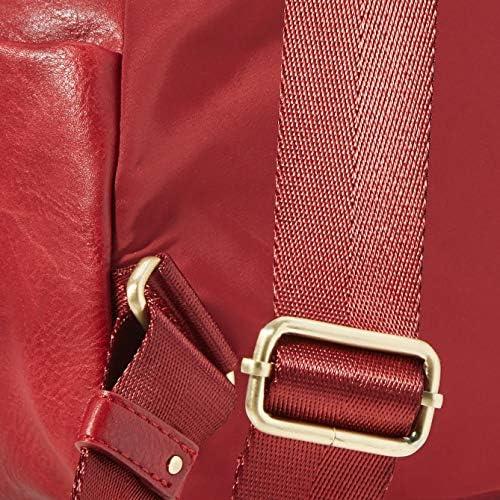 Desigual Womens Accessories Sac à dos en PU Taille M Rouge
