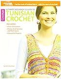 Leisure Arts Tunisian Crochet Book: more info