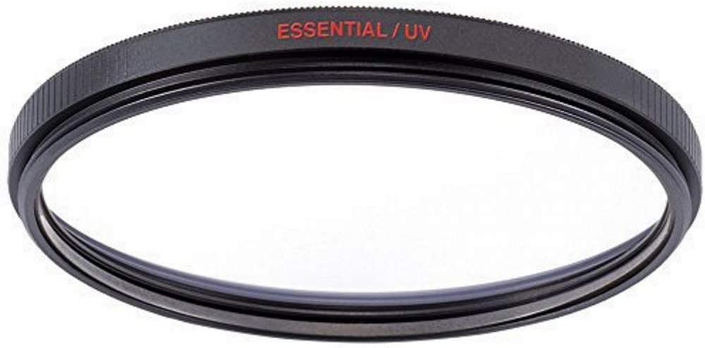 Manfrotto MFESSUV-52 52mm Essential UV Filter With 52mm Essential Circular Polarizing Filter