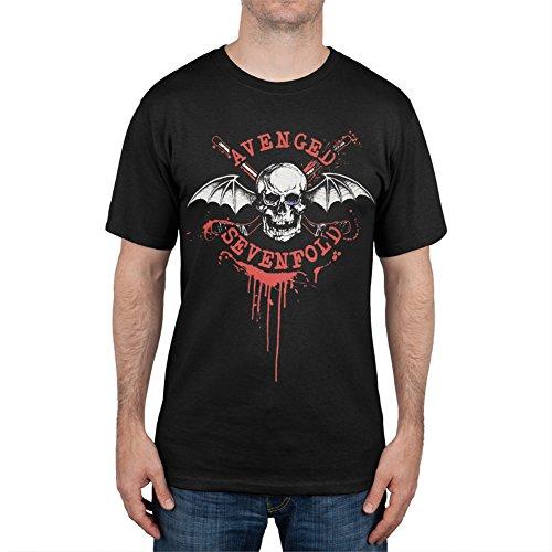 Avenged Sevenfold-Game On Tour Kanada T-Shirt 2014