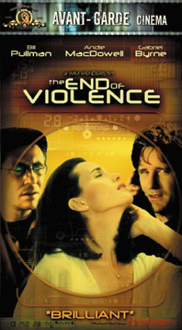 UPC 027616735430, End of Violence [VHS]
