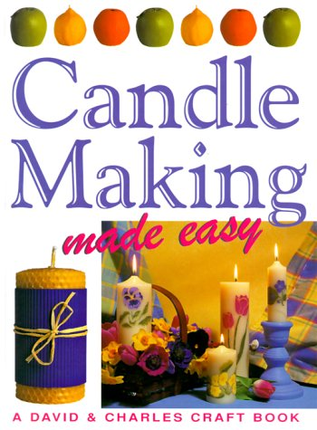 Download Candle Making Made Easy (Crafts Made Easy) pdf
