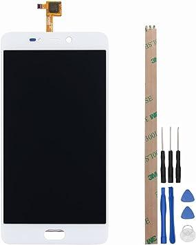 Ocolor LEAGOO T5 Reparación y reemplazo de pantalla LCD + ...