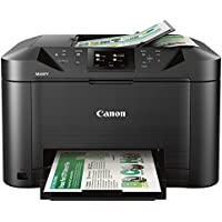 Canon MAXIFY MB5120 Wireless Color Inkjet All-in-One Printer with Duplex