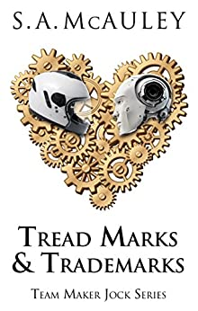 Tread Marks & Trademarks by [McAuley, S.A.]