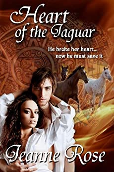 Heart of the Jaguar (Spellbound Book 2) by [Rose, Jeanne ]