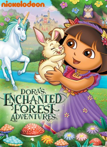 Dora's Enchanted Forest Adventures (Dora The