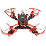 iFlight Strider X2 Brushless FPV Micro Quadcopter Drone (122mm frame + Runcam Micro Swift Camera with TX25 VTX + 1106 Brushless Motor + F3 Flytower) (with fd800 receiver)