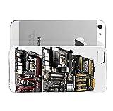 Terhreis iPhone 5/5S Cover Case Asrosk Asrosk Z87 Motherboards Revealed Z87 Fatal1ty And Oc Formula iPhone case