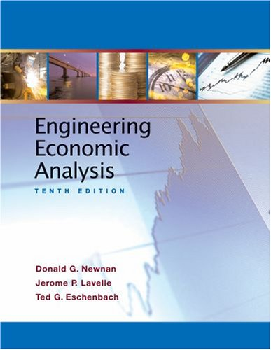 Engr.Economic Analysis W/Cd