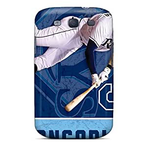 Protective Tpu Case With Fashion Design For Galaxy S3 (player Action Shots)
