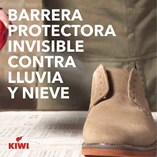 KIWI Imperméabilisant Pluie et taches, Spray imperméabilisant en aérosol, protège vos chaussures, sacs, manteaux, etc… 2