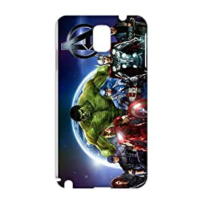 Cool-benz The Avengers 3D Phone Case for Samsung Galaxy Note3