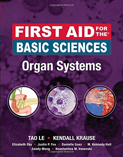 First Aid for the Basic Sciences, Organ Systems (First Aid ()