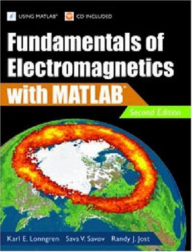 Download e-book MATLAB-Based Electromagnetics