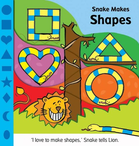 Snake Makes Shapes PDF