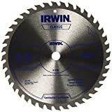 Irwin Tools 15250 8-8-1/4-Inch by 40 Teeth Classic Series Circular Saw Blade