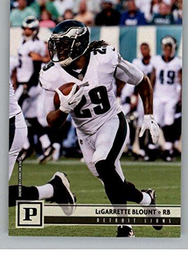 2018 Panini NFL Football #105 LeGarrette Blount Detroit Lions Official Trading Card ()