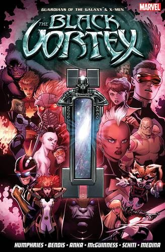 Download Guardians Of The Galaxy & X-men: The Black Vortex pdf epub