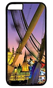 City Night Landscape Custom Case for iPhone 6 Plus PC Black by Cases & Mousepads by icecream design