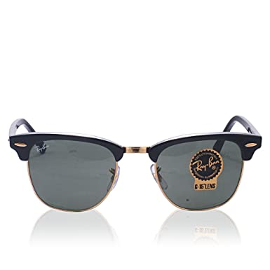 lentes ray ban rb3016 w0365 clubmaster