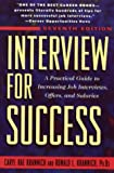 Interview for Success, Caryl Krannich and Ron Krannich, 1570230986