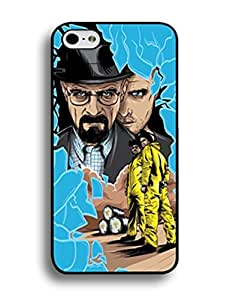 Breaking Bad Pattern Artistical Theme Show Iphone 6 Plus Anti Scratch Case (5.5 Inch)