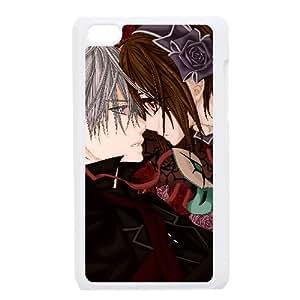 iPod Touch 4 phone case White Vampire Knight KKUP1759126
