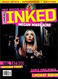 Freshly Inked Magazine (October/November, 2018) Megan Massacre Cover
