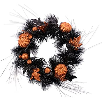 Amazon.com: Touch of Nature Cocktail Feather Wreath, 15