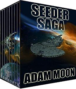 Seeder Saga by [Moon, Adam]