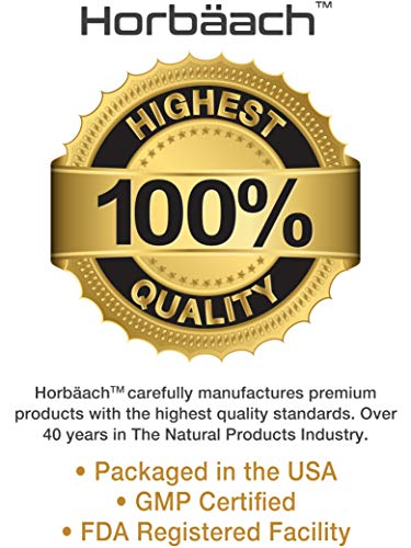 Horbaach Sweet Almond Oil 64 fl oz 100% Pure – for Hair, Face & Skin – Expeller Pressed – Vegetarian, Non-GMO by Horbäach (Image #6)