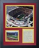 #4: Legends Never Die Washington Redskins, FedEx Field Framed Photo Collage, 11x14-Inch