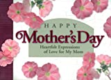 Happy Mother's Day, Honor Books Publishing Staff, 1562927825