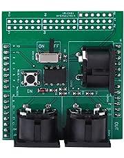 Adaptador de interfaz digital, puerto serie a módulo MIDI Tarjeta adaptadora MIDI rápida y eficiente Módulo MIDI Módulo MIDI para instrumentos de medición electrónicos