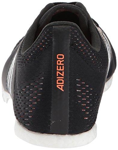 Adidas Adizero Md Hardloopschoen Kern Zwart, Wit, Hi-res Oranje S